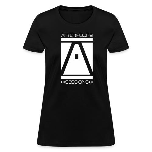 Womens Afterhours Sessions Logo T Shirt - Women's T-Shirt