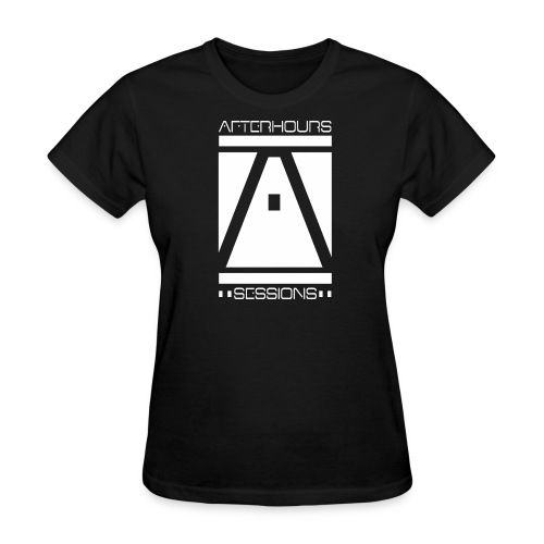 Womens Afterhours Sessions Logo T Shirt - Women's T-Shirt