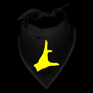 Lil' Cheezy Logo BANDANA - Bandana