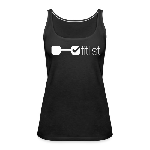 Fitlist - Women's Tank - Women's Premium Tank Top