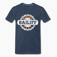 World's Best Bailiff T-Shirts