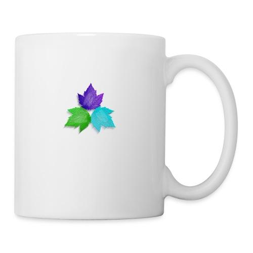 3 Leaves Energy Mug - Coffee/Tea Mug