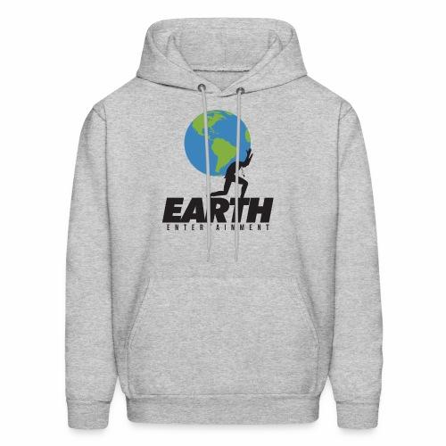 Earth Entertainment Logo Hoodie - Men's Hoodie