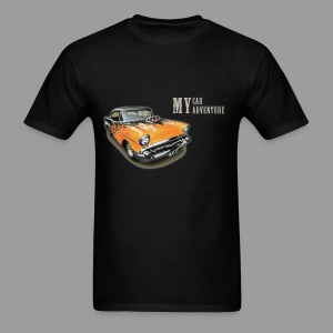 Retro Car - Men's T-Shirt