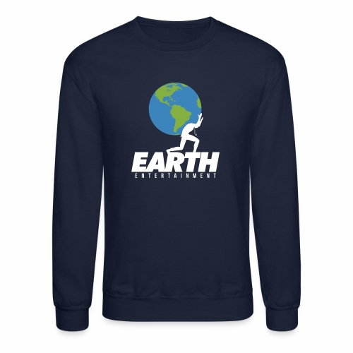 Earth Entertainment Logo Crew-Neck - Crewneck Sweatshirt