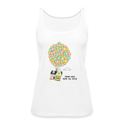 nikki2016 - Women's Premium Tank Top