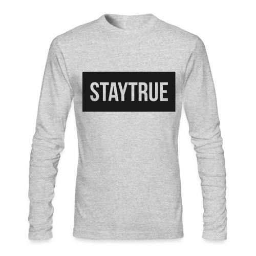 StayTrue Long Sleeves Shirt - Men's Long Sleeve T-Shirt by Next Level