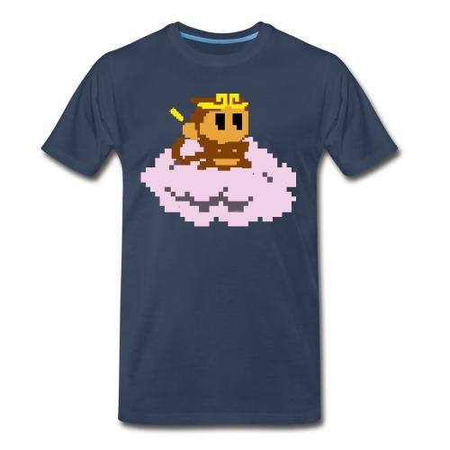 Sarutobi Nimbus t-shirt - Men's Premium T-Shirt