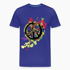 Peace & Peace Men's Premium T-Shirt