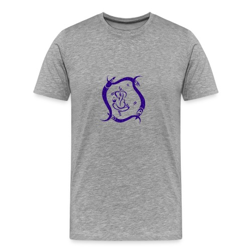 Indian Traditional - Men's Premium T-Shirt