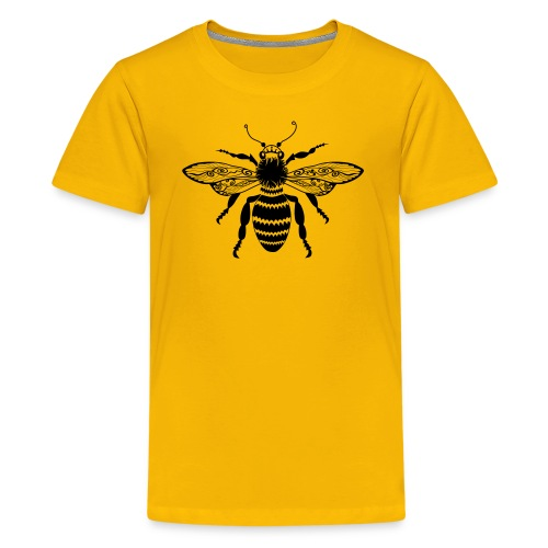 Tribal Queen Bee Kids' Premium T-Shirt from South Seas Tees - Kids' Premium T-Shirt