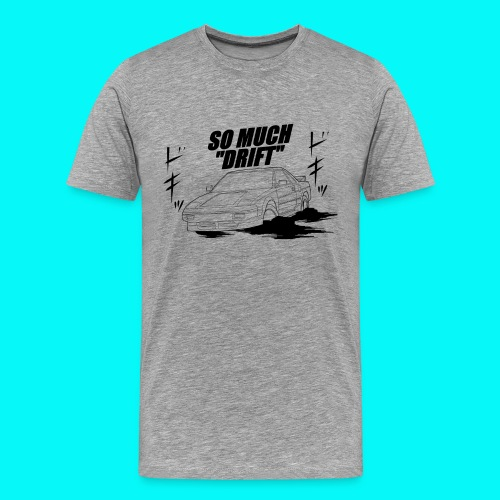 So Much Drift Male MR2 - Men's Premium T-Shirt