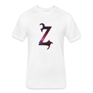 Zilum Colored - Fitted Cotton/Poly T-Shirt by Next Level