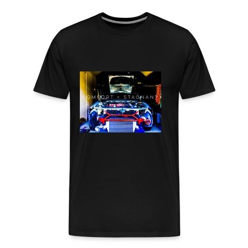 Comfort = Stagnant Tee - Men's Premium T-Shirt
