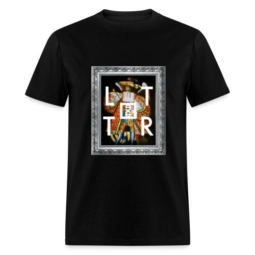 Royal White - Men's T-Shirt