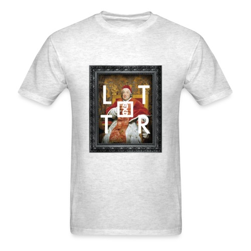 Black Pope - Men's T-Shirt