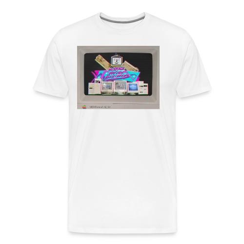 men's retro design - Men's Premium T-Shirt