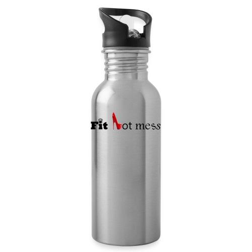 FIt Hot Mess Water Bottle  - Water Bottle