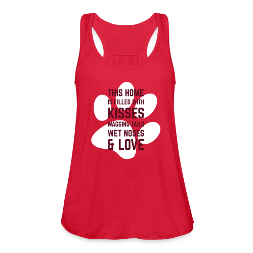 This home is full of... - Women's Flowy Tank Top by Bella