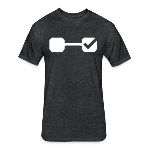 Men's Fitlist Tee - Fitted Cotton/Poly T-Shirt by Next Level
