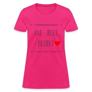 Bae Women's T-Shirt - Women's T-Shirt