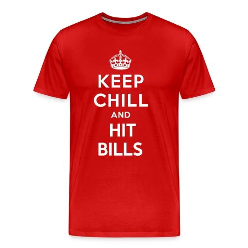 hit bills - Men's Premium T-Shirt