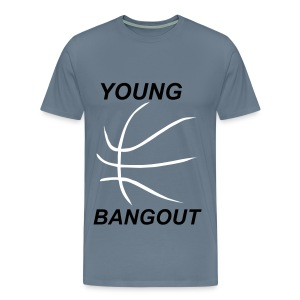 Young Bangout - Men's Premium T-Shirt