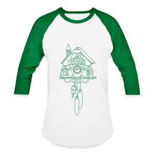 Kuckuck Clock - Baseball T-Shirt