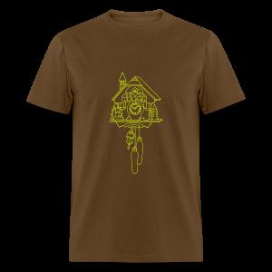Kuckuck Clock - Men's T-Shirt