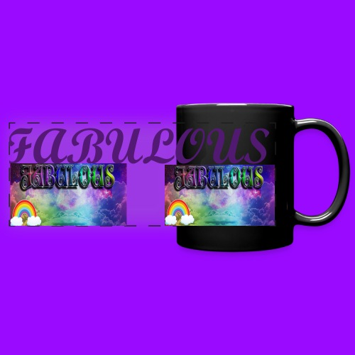 fabulous - Full Color Panoramic Mug