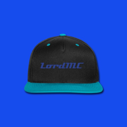 LordMC Snap Hat - Snap-back Baseball Cap