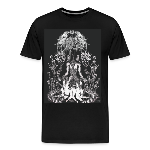 Bestial Invocation  - Men's Premium T-Shirt