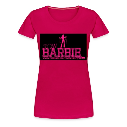 Because woman can do it too! - Women's Premium T-Shirt