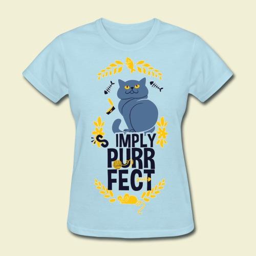 Purrfect - Women's T-Shirt