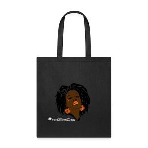 Dark Skinned Beauty-Bag - Tote Bag