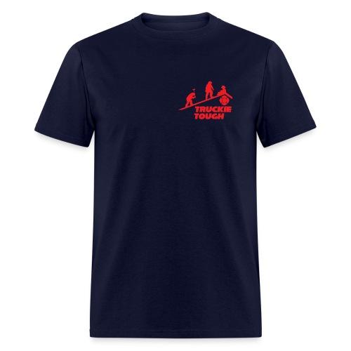 Truckie Tough - Men's T-Shirt