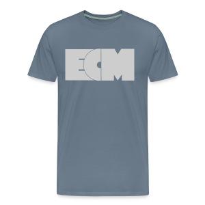 ECM Logo Shirt - Men's Premium T-Shirt