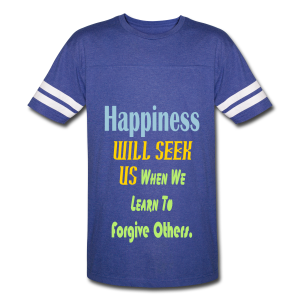 Happiness .... - Vintage Sport T-Shirt