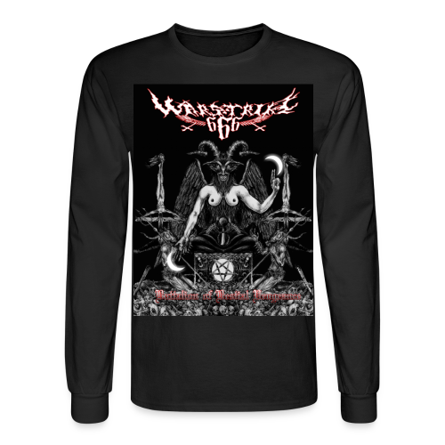 Warstrike 666 - Battalion of Bestial Vengeance - Men's Long Sleeve T-Shirt