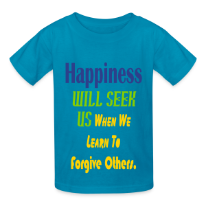 Happiness .... - Kids' T-Shirt