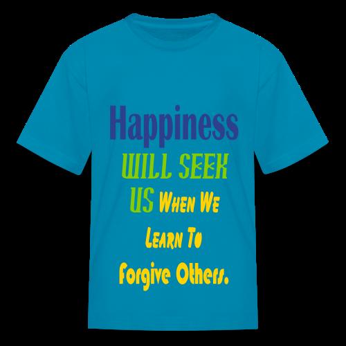Happiness .... - Kids' T-Shirt