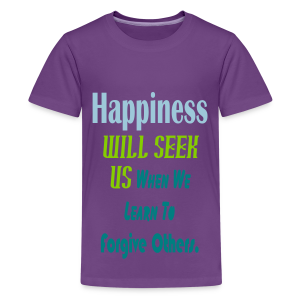 Happiness .... - Kids' Premium T-Shirt