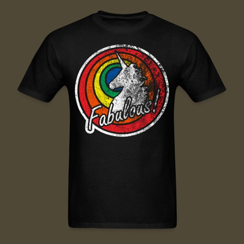 Unicorn Fabulous - Men's T-Shirt