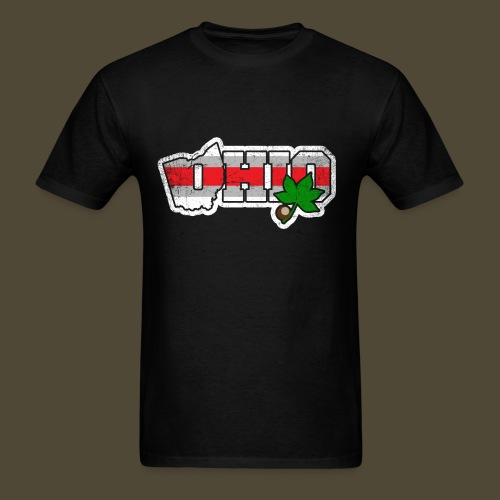 Ohio Colors - Men's T-Shirt