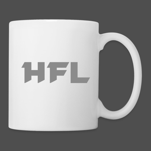 HFL White Mug - Coffee/Tea Mug