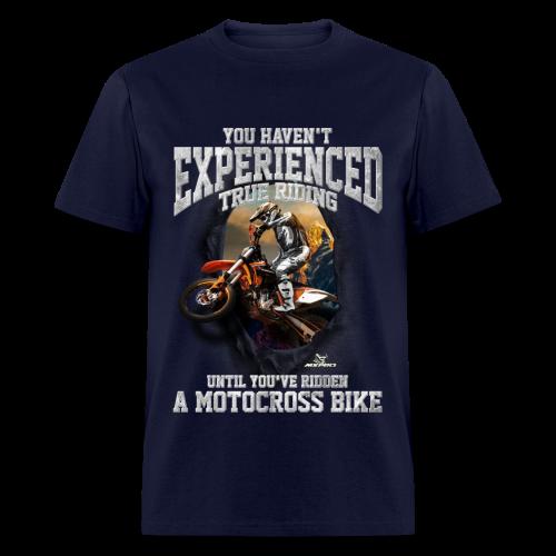 True Riding Motocross - Men's T-Shirt