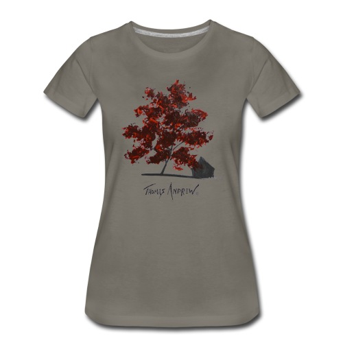 Women's Premium T-Shirt - The Premium T=Shirt runs a little small, so you may want to order one size up.
