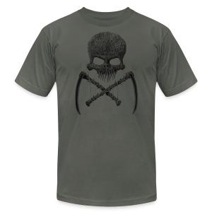 Skull T-Shirt - Men's Fine Jersey T-Shirt