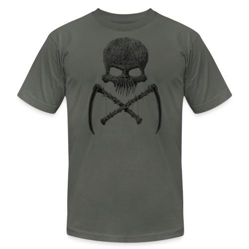 Skull T-Shirt - Men's Jersey T-Shirt