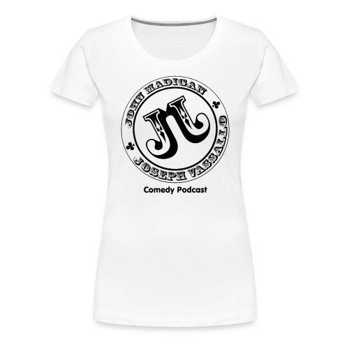 Black Logo Women's T-Shirt - Women's Premium T-Shirt
